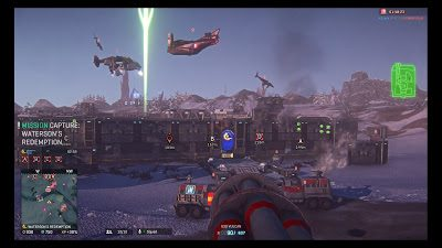 Planetside 2 On PS4 Review And First Impressions