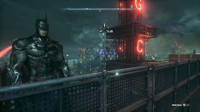Batman Arkham Knight PS4 Review