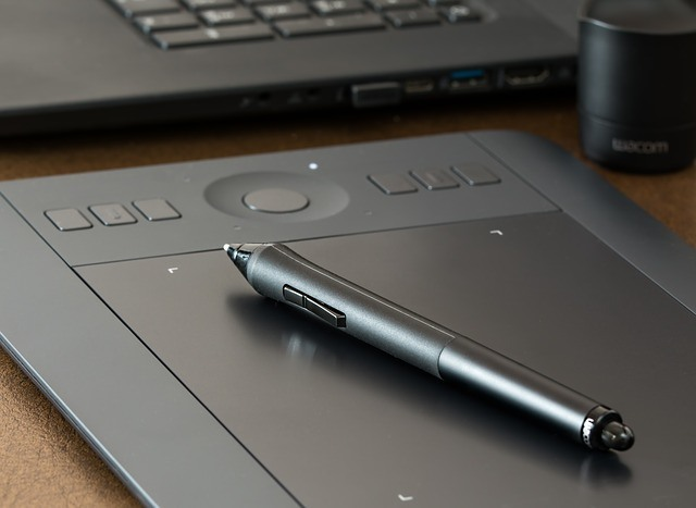 Mouse Alternatives: Graphics Tablet – RSI Prevention Part 6