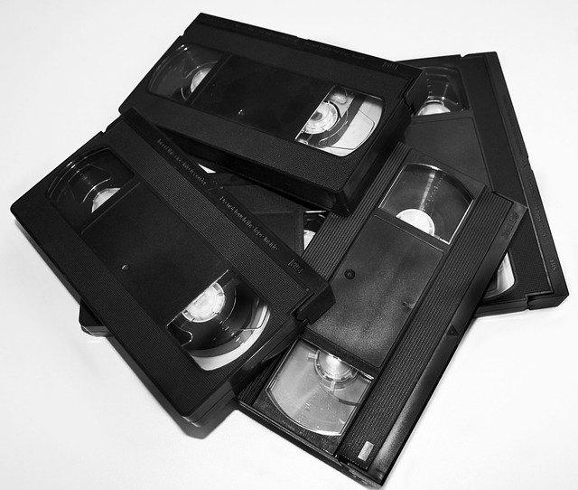 Alternative to VHS