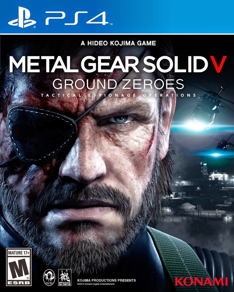 Metal Gear Solid V Ground Zeroes Ps4 Review Game The Definitive Experience