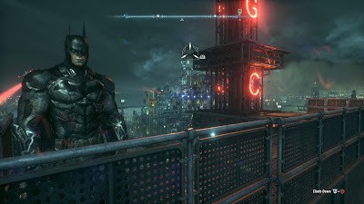 Batman Arkham Knight PS4 Review