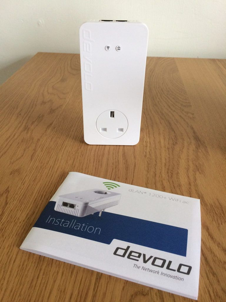 Devolo dLan 1200+ Wifi ac Review