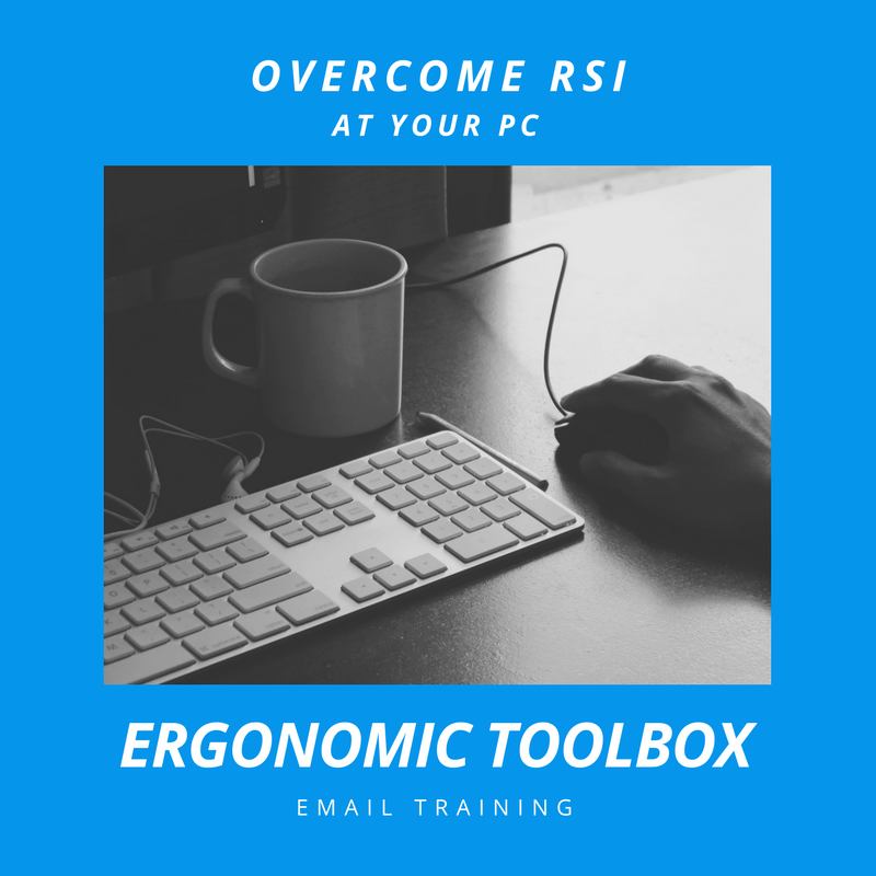 Ergonomic Toolbox - Overcome RSI at your PC