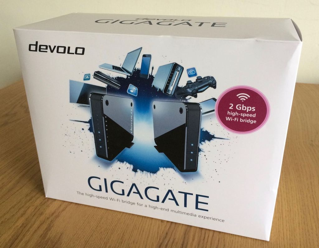 Devolo Gigagate Starter Kit Review