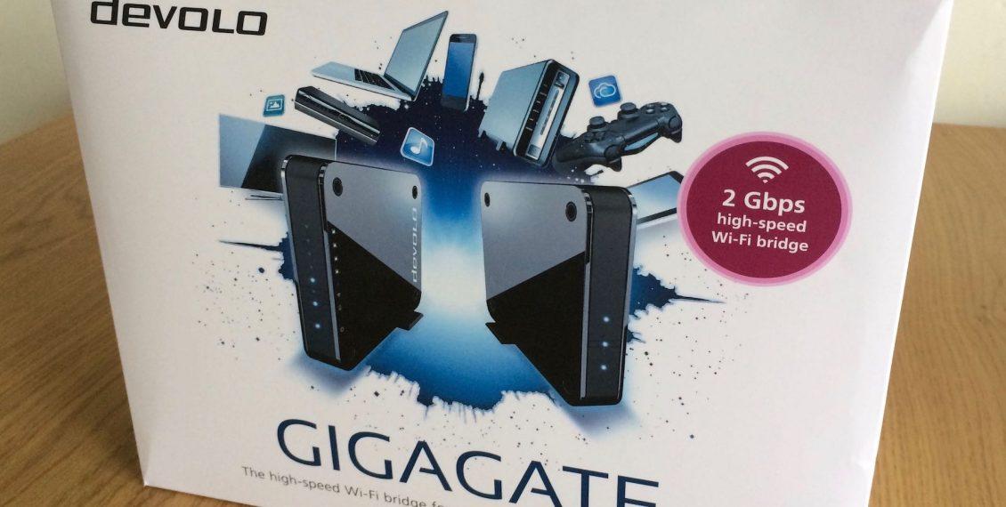 Devolo Gigagate Starter Kit Review
